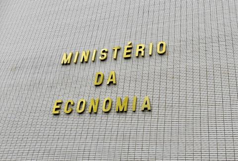 Autorizado novo processo seletivo Ministério da Economia: enquadramento em letreiro do Ministério da Economia - Foto: Geraldo Magela/Agência Senado