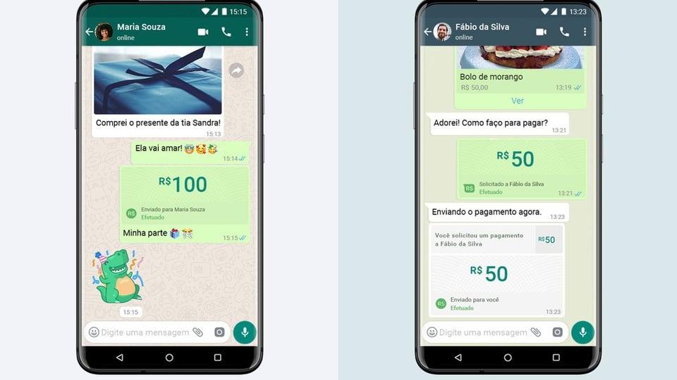 Banco Central e Cade suspendem pagamentos via WhatsApp