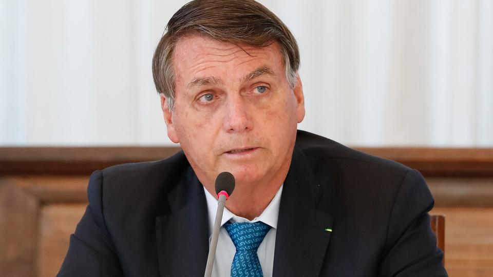 Bolsonaro diz que provas dos concursos PF e PRF não serão adiadas, Jair Bolsonaro