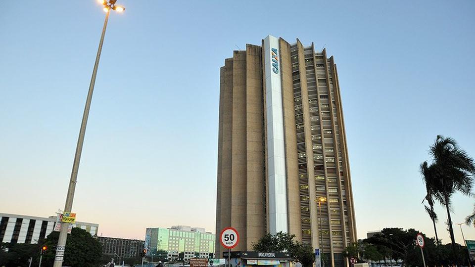 Caixa lança campanha para renegociar dívidas, sede da Caixa