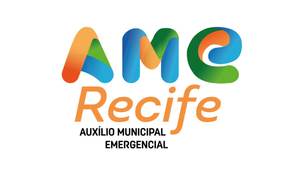 Cartão alimentação de Recife: logo do auxílio emergencial municipal de Recife