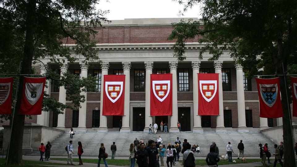 Cebraspe fecha parceria com Harvard e USP, Universidade de Harvard