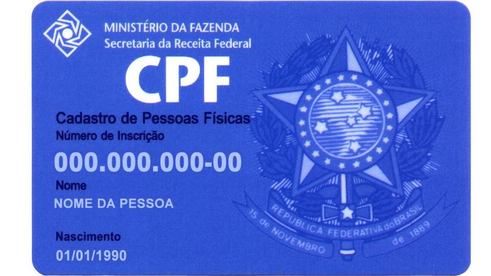 Como regularizar o CPF sem sair de casa, CPF