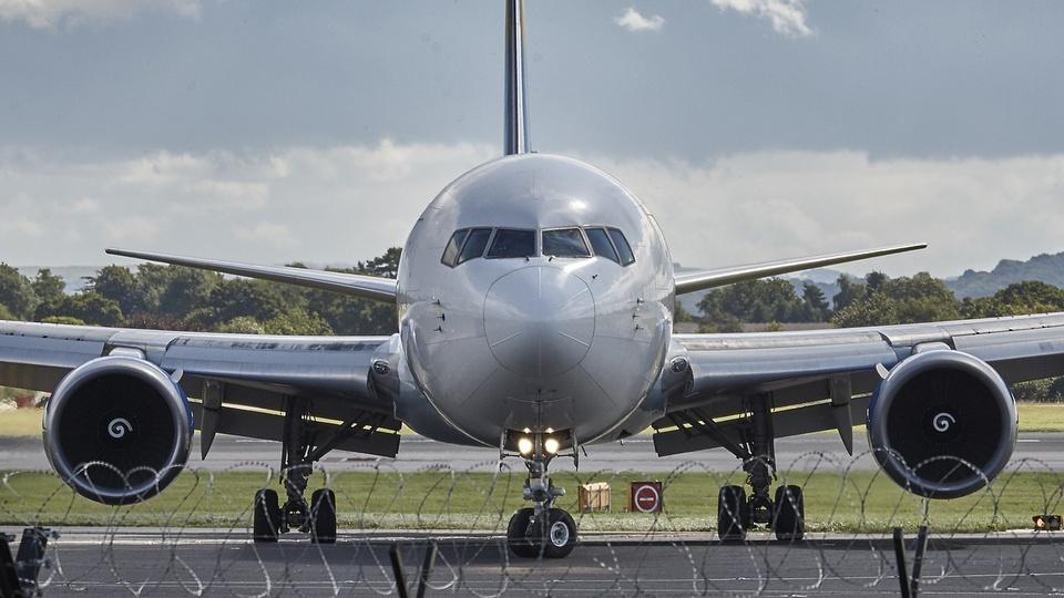 Concurso Anac, avião