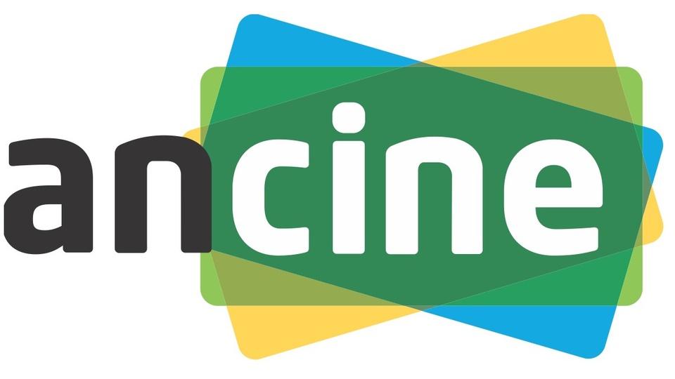 Concurso ANCINE, logo da ANCINE