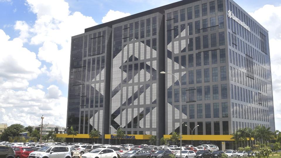 Estudos sobre o concurso Banco do Brasil estão em etapa final: fachada de edifício do Banco do Brasil