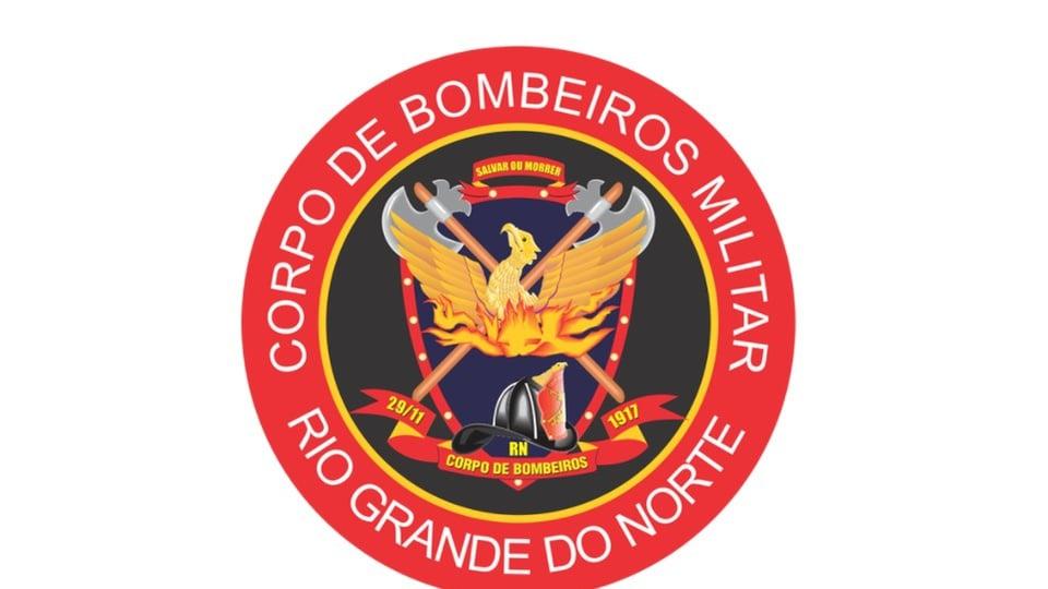 Concurso Bombeiros RN, logo do CBM/RN