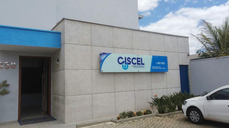 CISCEL MG: foto da fachada do Consórcio
