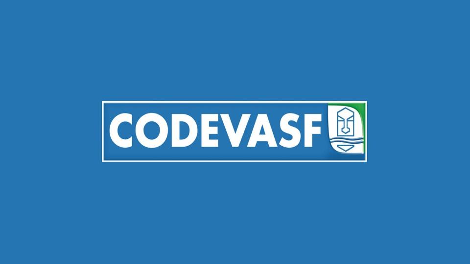 Concurso Codevasf: a foto mostra uma caixa de água instalada pela companhia Codevasf no interior da Bahia