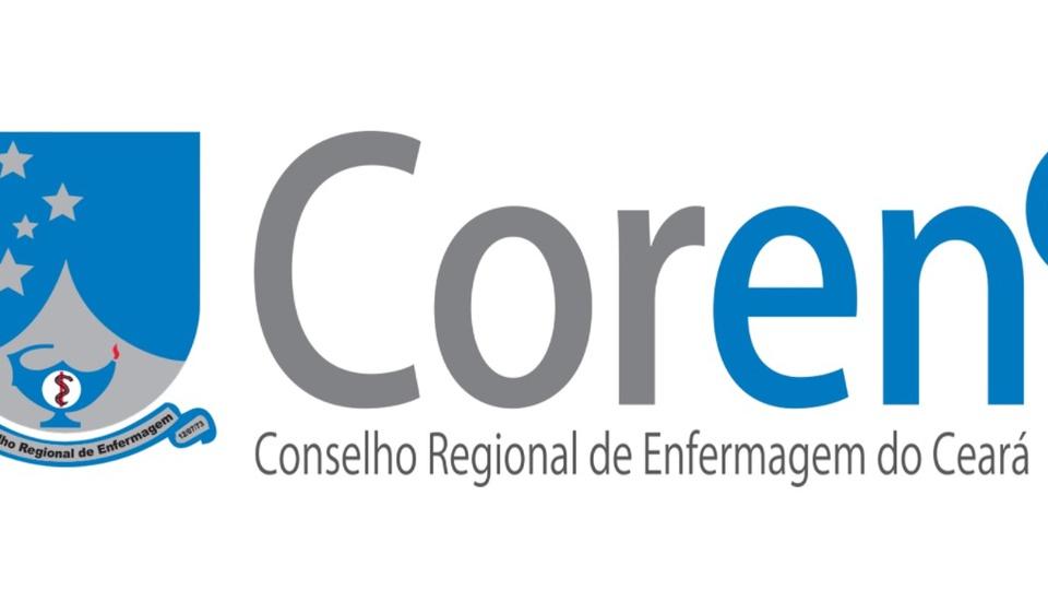 Concurso Coren CE 2021, logo do Coren CE