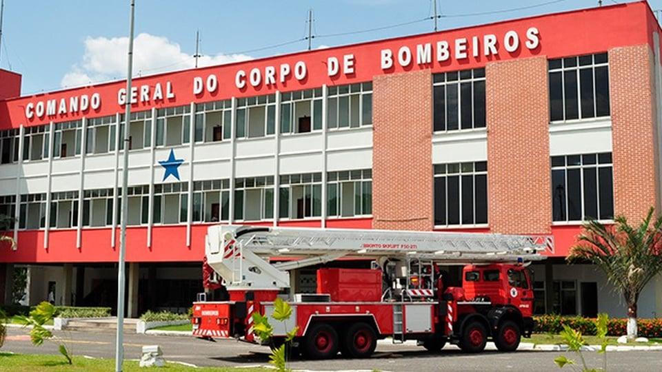 Concurso Bombeiros PA; Comando Geral do Corpo de Bombeiros do Pará
