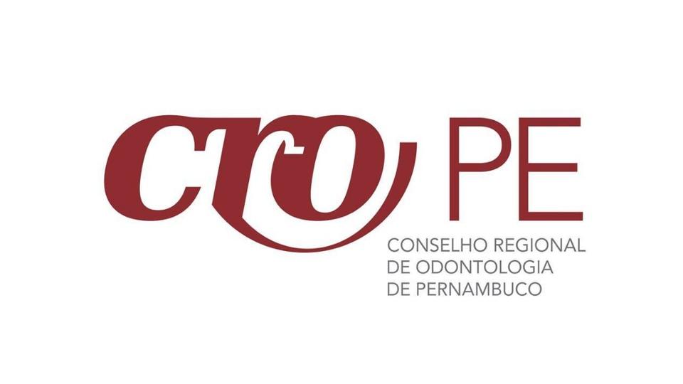 Concurso CRO PE: a foto mostra a logo do conselho regional de odontologia de pernambuco