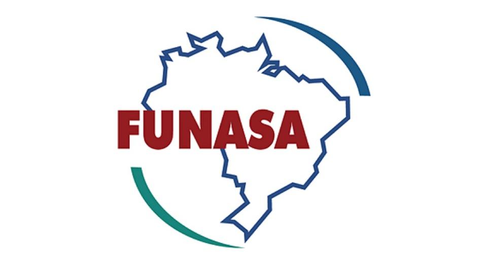 Concurso FUNASA: logo da Fundação Nacional de Saúde
