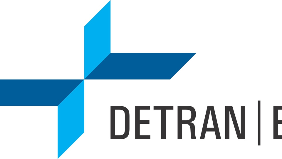 Concurso Detran ES, logo do Detran ES