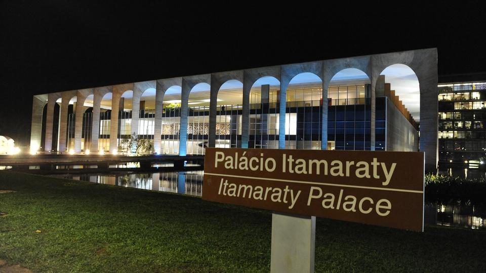 Concurso Diplomata: comissão sofre mudança; Palácio do Itamaraty