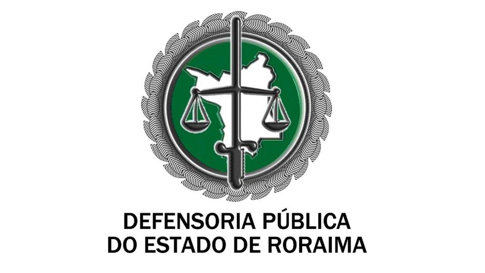 Concurso DPE RR: brasão da defensoria de roraima