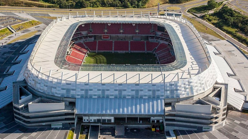 Concurso EsPCEx: provas serão em estádio de futebol, Arena Pernambuco