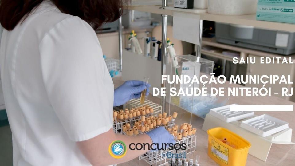 Concurso Niterói - RJ: vagas na Fundação Municipal de Saúde