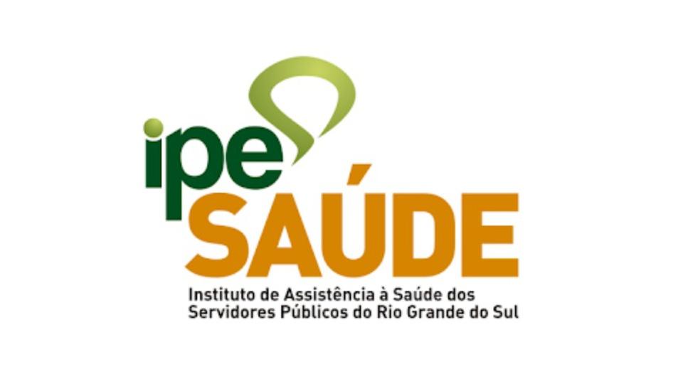 concurso ipe saúde rs: a imagem mostra a logo do instituto