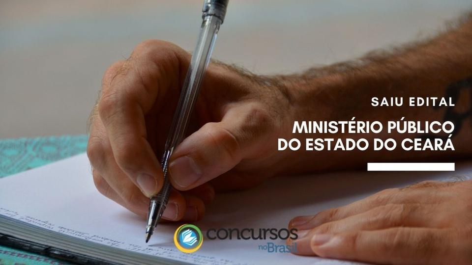 Concurso Ministério Público - CE
