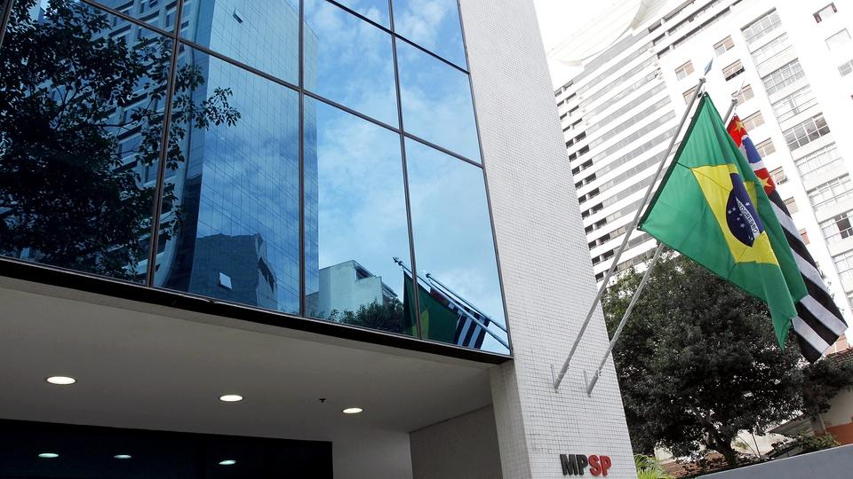 Concurso MP SP, prédio do MP SP