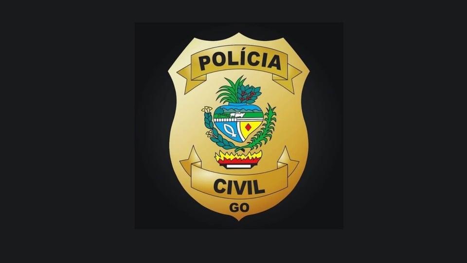 Concurso PC GO é solicitado com oferta de 418 vagas - a foto mostra o brasão da polícia civil do goiás