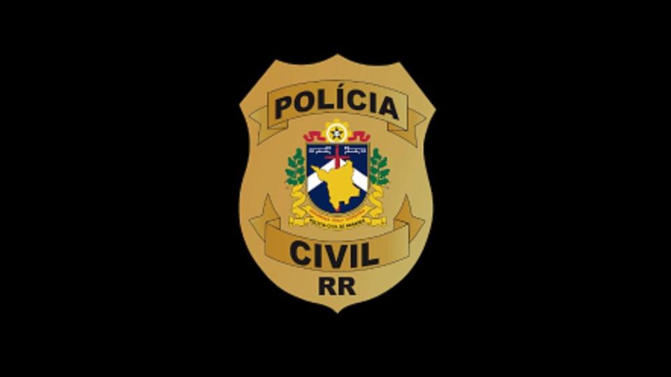 Concurso PC RR: brasão da Polícia Civil de Roraima