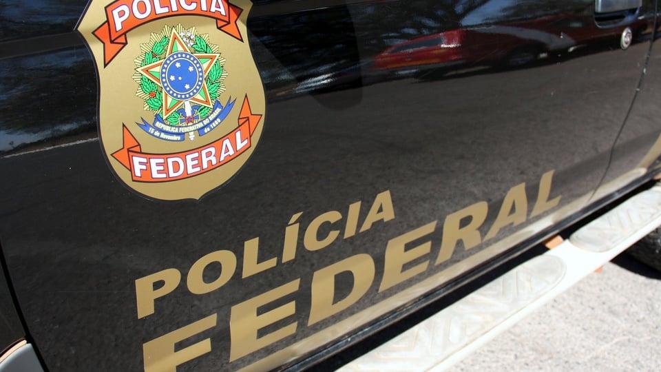Concurso PF 2021: viatura da Polícia Federal