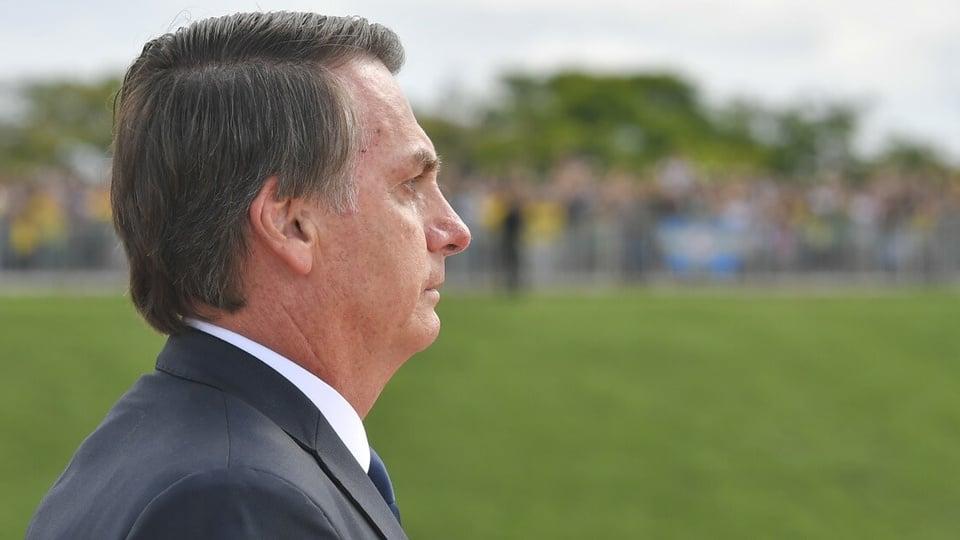 Bolsonaro diz que o edital do concurso PF está sendo finalizado: enquadramento em perfil do presidente Jair Bolsonaro