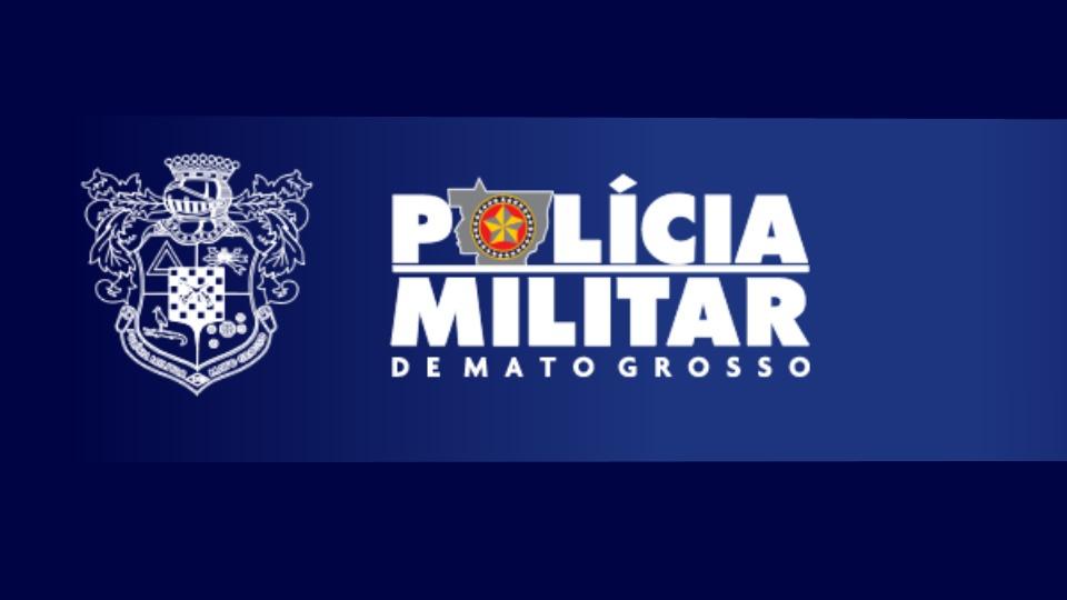 Concurso PM MT: brasão da Polícia Militar do Estado do Mato Grosso