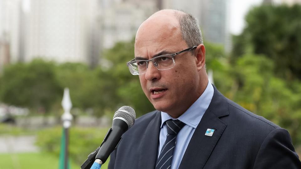 Witzel libera 400 contratações de aprovados no concurso PMERJ 2014: enquadramento médio em Wilson Witzel, governador do Rio de Janeiro