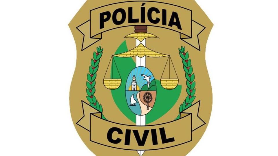 Concurso Polícia Civil CE: a foto mostra o brasão da Polícia Civil do Estado do Ceará