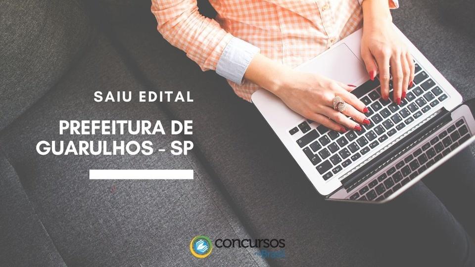 Concurso Guarulhos - SP