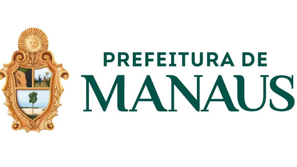Concurso Prefeitura de Manaus - AM: brasão da Prefeitura de Manaus