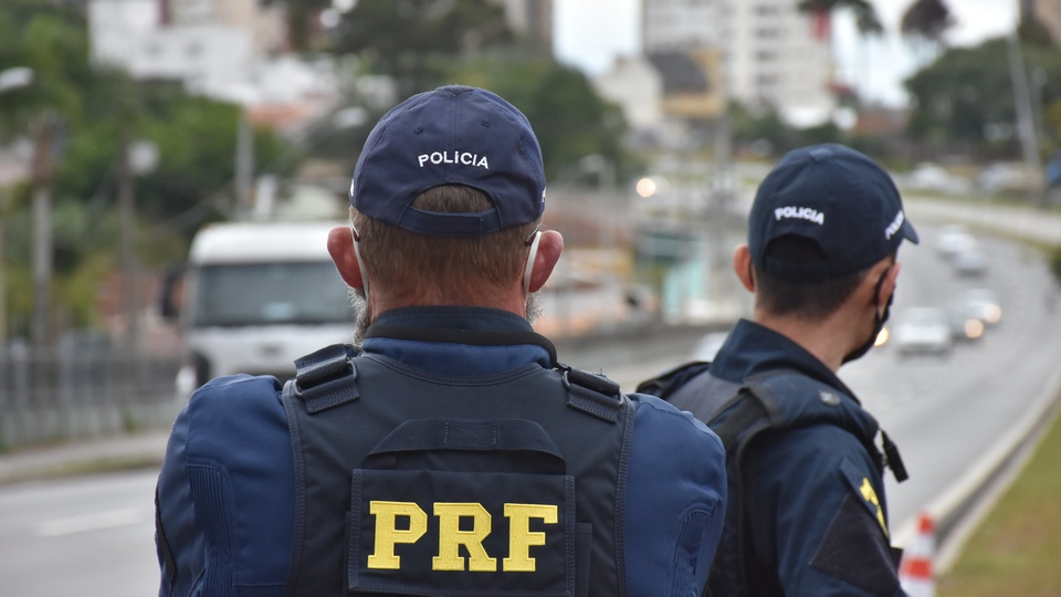 Concurso PRF é autorizado com 1,5 mil vagas, agentes da PRF