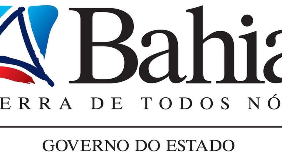 Concurso SAEB: logomarca do governo do estado da Bahia