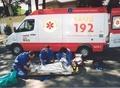 concurso samu -ambulancia e atendimento - Foto: Wikimedia Commons