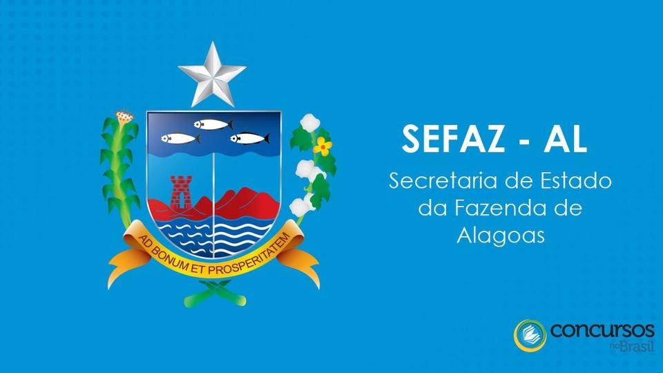concurso sefaz alagoas: brasão SEFAZ Alagoas