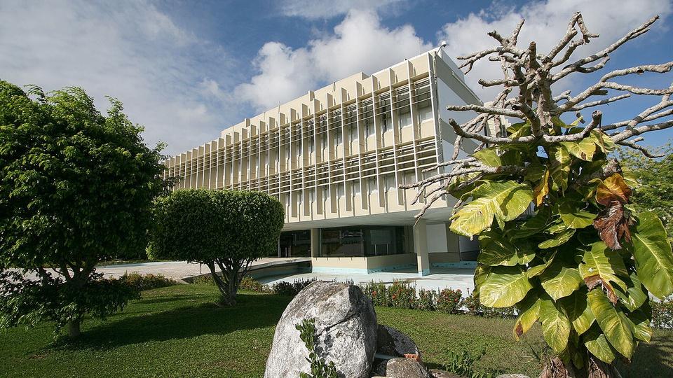 Concurso SEFAZ BA: a foto mostra a sede da secretaria da fazenda do estado da Bahia
