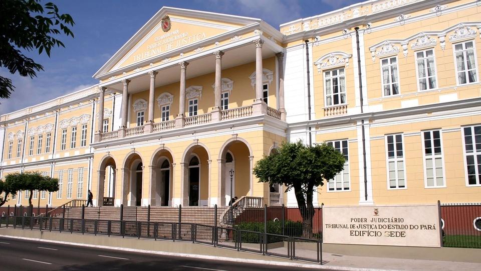 Sede do Tribunal de Justiça do Pará - TJPA