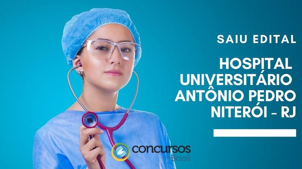 concurso hospital antonio pedro niteroi