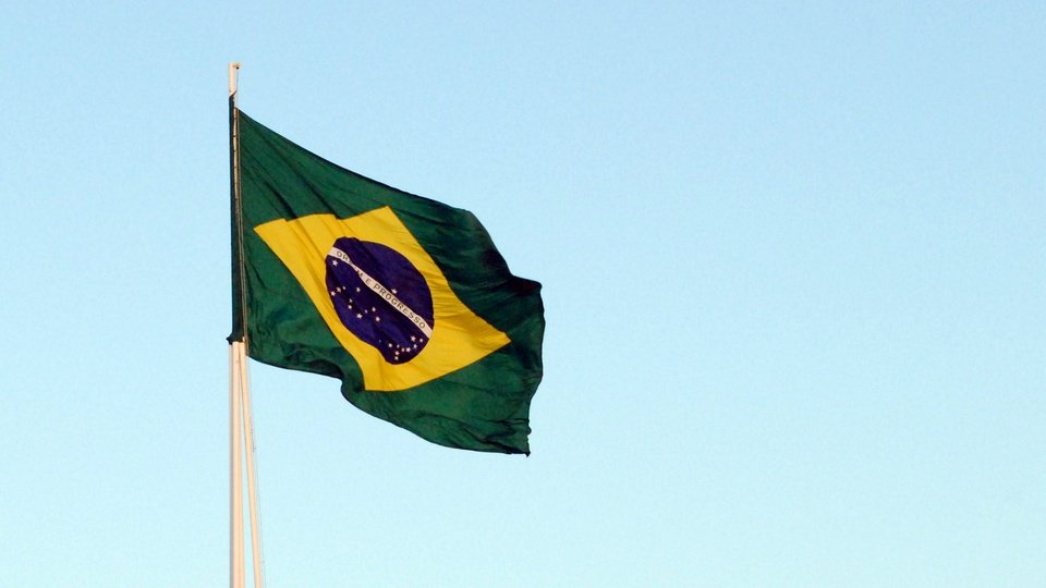 concursos federais previstos editais de concurso - a foto mostra a bandeira do brasil
