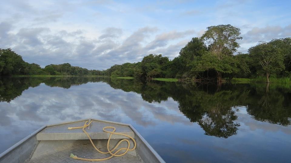 Concursos Ibama e ICMBio: autarquias podem sofrer fusão; barco navegando em rio