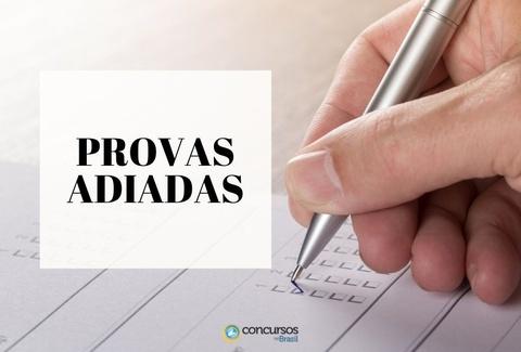 concursos suspensos cancelados no brasil coronavírus - Foto: Canva