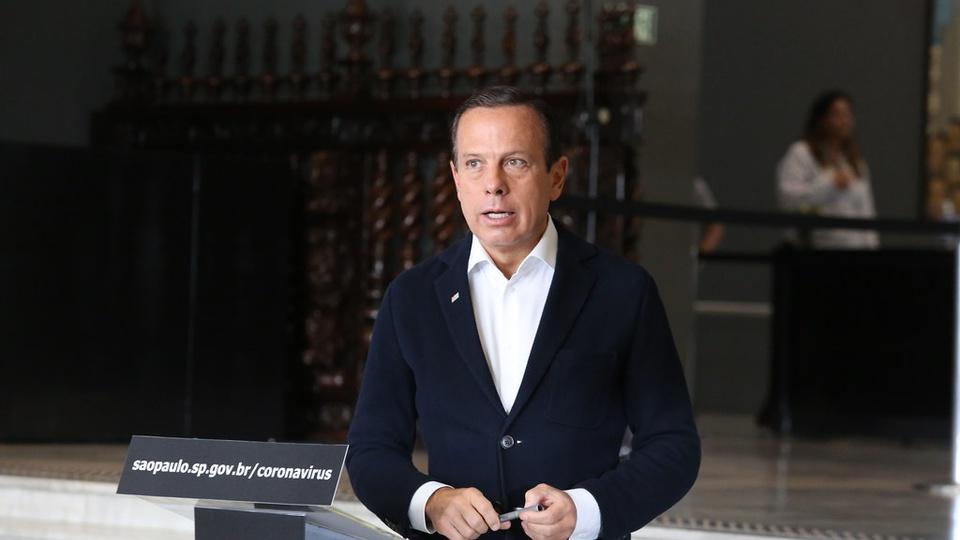 Bolsa do Povo em São Paulo: João Doria em destaque