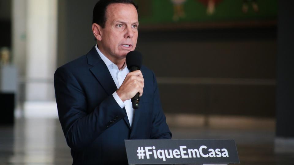 Dória suspende validade de todos concursos de São Paulo, João Dória