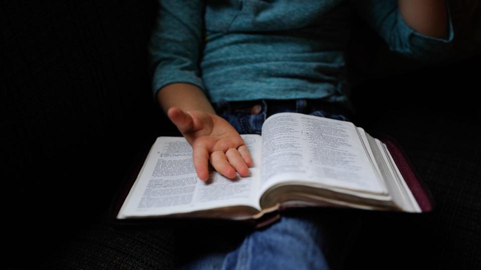 MP - RS abre vaga de estágio em Santa Cruz do Sul: pessoa sentada com um livro no colo