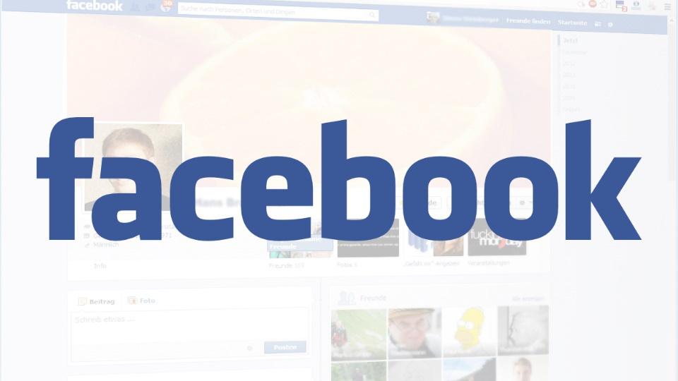 Doação do Facebook para o Brasil: logo do Facebook