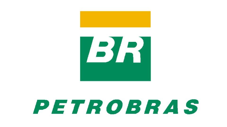 Benefícios dos servidores públicos: logo da Petrobras em fundo branco