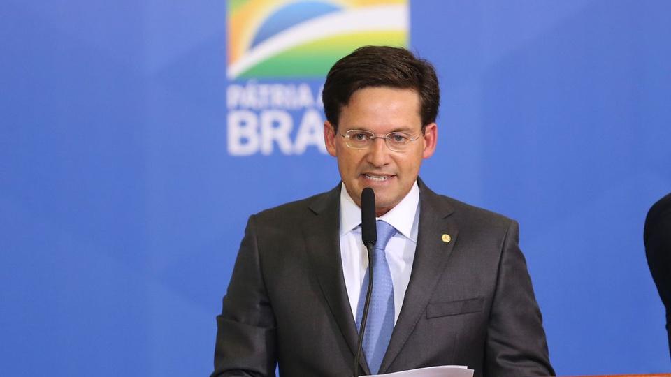 Mudanças nos programas sociais do país: ministro João Roma em pronunciamento